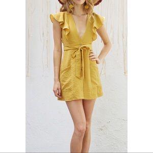 Dresses & Skirts - MARY RUFFLE DRESS